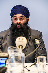 "Pictured:  Gurpreet Singh Johal, Jaggi's brother.<br /> <br /> This week marks 100 days since the arrest of Jagtar Singh Johal, a Scottish Sikh from Dumbarton who has been held by Indian police without charge since 4 November 2017.  The arrest came two weeks after Jagtar, also known as 'Jaggi"" travelled to india from Scotland for his wedding.<br /> <br /> <br /> Ger Harley 
