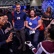 B&E Northwest Event Show 2017. Nash Fung Magician. Photo by Alabastro Photography.