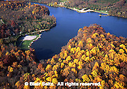 PA State Parks, Pine Grove Furnace, Lake, Boats and Fall Foliage, Cumberland Co., PA