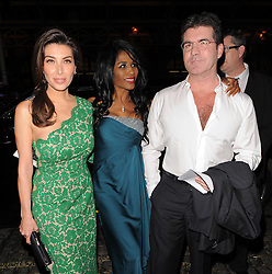Mezghan Hussainy, Sinitta and Simon Cowell attend My Beautiful Ball held at the Landmark Hotel in London, UK. 11/04/2013<br />BYLINE MUST READ : GOTCHAIMAGES.COM<br /><br />Copyright by © Gotcha Images Ltd. All rights reserved.<br />Usage of this image is conditional upon the acceptance <br />of Gotcha Images Ltd, terms and conditions available at<br />www.gotchaimages.com