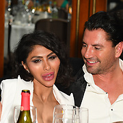 Antonio Grano is an actor & Celebrity Designer attend the Grand Final MISS USSR UK 2019 at Hilton hotel London on 27 April 2019, London, UK.