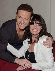 Joe Swash and Vicki Michelle attends The London Taxi Drivers' Fund - Mad Hatter's Tea Party at Grosvenor House Hotel, Park Lane, London on Sunday 18 January 2015