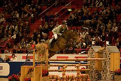 Beerbaum Ludger (GER) - Rocketman 2<br /> Stockholm International Horse Show 2009<br /> Photo© Hippo Foto - Rinaldo de Craen