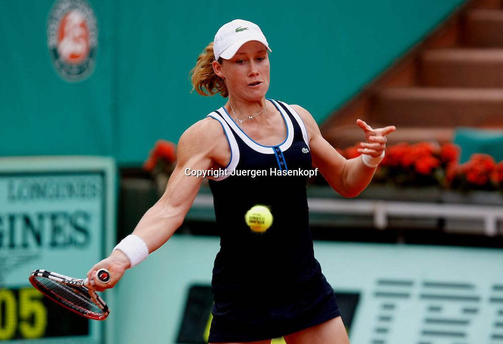 French Open 2010, Roland Garros, Paris, Frankreich,..Sport, Tennis, ITF Grand Slam Tournament, Samantha Stosur (AUS)..Foto: Juergen Hasenkopf..