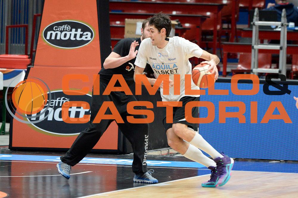DESCRIZIONE : MILANO Lega A 2015-16 <br /> GIOCATORE : Davide Pascolo<br /> CATEGORIA : Allenamenti<br /> SQUADRA : Dolomiti Energia Trento<br /> EVENTO : Final8 2016<br /> GARA :Allenamento<br /> DATA : 18/02/2016<br /> SPORT : Pallacanestro<br /> AUTORE : Agenzia Ciamillo-Castoria<br /> Galleria : Lega Basket A 2016-2016<br /> Fotonotizia : <br /> Predefinita :
