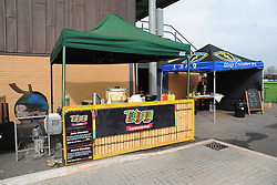 Food Stalls outside the stadium - Mandatory by-line: Nizaam Jones/JMP - 23/03/2019 - RUGBY - Shaftesbury Park - Bristol, England - Bristol Bears Women v Richmond Women- Tyrrells Premier 15s