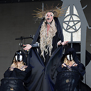 In This Moment perform on May 4, 2019 at Metropolitan Park in Jacksonville, Florida (Photo: Charlie Steffens/Gnarlyfotos)