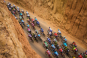 Giro d&rsquo;Italia<br /> For the first time ever, a Grand Tour start outside of Europe. It&rsquo;s the 13th time that Giro d&rsquo;Italia starts outside of Italy. Israel host the first three stages of  Corsa Rosa, beginning with an Individual Time Trial in Jerusalem.