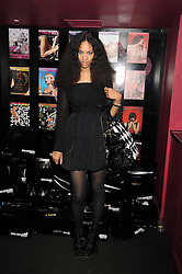 JOY VIELI at the Quintessentially Christmas Party held at Kitts, Sloane Square, London on 2nd December 2008.