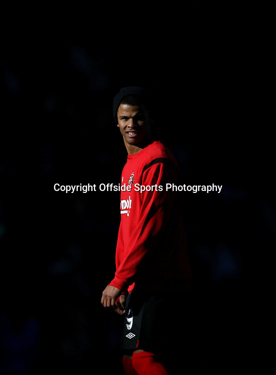 25/02/2012 - Barclays Premier League - West Bromwich Albion vs. Sunderland - Fraizer Campbell of Sunderland during the warm-up - Photo: Simon Stacpoole / Offside.
