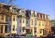 Real estate, urban homes, row homes,