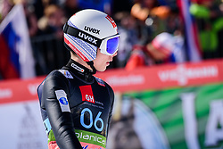 March 23, 2019 - Planica, Slovenia - Johann Andre Forfang of Norway in action during the team competition at Planica FIS Ski Jumping World Cup finals  on March 23, 2019 in Planica, Slovenia. (Credit Image: © Rok Rakun/Pacific Press via ZUMA Wire)