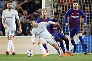 Barcelona v Chelsea - 14 March 2018