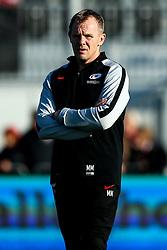 Saracens director of rugby Mark McCall - Mandatory by-line: Robbie Stephenson/JMP - 17/11/2018 - RUGBY - Allianz Park - London, England - Saracens v Sale Sharks - Gallagher Premiership Rugby
