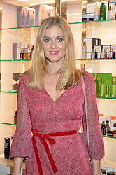 DONNA AIR at the launch of the Space NK Global Flagship store at 285-287 Regent Street, London on 10th November 2016.