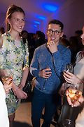 ERDEM MORALIOGLU;, The Vogue Festival 2012 in association with Vertu- cocktail party. Royal Geographical Society. Kensington Gore. London. SW7. 20 April 2012.