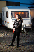 EXCLUSIVE<br /> Roma traveller girl aged 13 who has a higher IQ than Einstein and Stephen Hawking... and she's hardly been to school!<br /> <br /> A young Roma traveller who barely attended school has set her sights on Oxford University after an IQ test revealed she is brighter than Albert Einstein and Professor Stephen Hawking.<br /> Nicole Barr, 13, was invited to meet tutors after they found out she is in the global top 1 per cent for intelligence.<br /> The youngster's attendance at her primary school was patchy, but when she joined Burnt Mill Academy in Harlow, Essex, teachers spotted her talent and turned her life around.<br /> She is now on course for straight-A grades after taking a test set by high IQ society Mensa, in which she scored 162 – two points higher than the geniuses.<br /> <br /> Nicole used to live in a caravan with her family, who have been based in the UK for generations but moved around regularly.<br /> Earlier this year, she gave a talk to others in the Roma community while on an all expenses paid trip to the European Parliament in Brussels. She told the Daily Mail: 'I had bad attendance at primary school and my mum struggled to get me to come to Burnt Mill on my first day. But this school has turned my life around.'<br /> <br /> Nicole's mother said her intelligence has always been apparent, and before the age of two she could use simple maths. She could tackle complex algebra before she was ten. Her book of choice is Professor Hawking's Brief History of Time. Meanwhile, her favourite subjects are maths and drama and she is teaching herself Mandarin in her spare time.<br /> Nicole's father James, a 36-year-old gutter cleaner and driveway repairman who is separated from her mother and still lives in a caravan, said her achievement is 'the talk of the gipsy community'. She took the Mensa test after her father gave her some online IQ quizzes and then drove her to Stevenage to take the official test.<br /> <br /> He said: 'The whole community i
