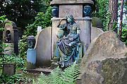 Johannisfriedhof, Tolkewitz, Dresden, Sachsen, Deutschland.|.Johannis cemetary, Tolkewitz, Dresden, Germany