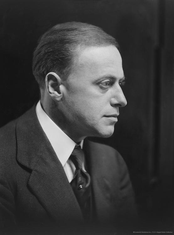 Boris Ranevsky, actor, Russia, 1924