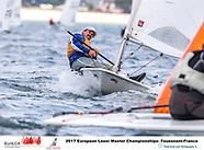 2017 Laser Master European Championships | Day 5 | Standard