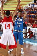 DESCRIZIONE : Porto San Giorgio Raduno Collegiale Nazionale Maschile Amichevole Italia Premier Basketball League<br /> GIOCATORE : Brian Sacchetti<br /> SQUADRA : Nazionale Italia Uomini<br /> EVENTO : Raduno Collegiale Nazionale Maschile Amichevole Italia Premier Basketball League<br /> GARA : Italia Premier Basketball League<br /> DATA : 11/06/2009 <br /> CATEGORIA : <br /> SPORT : Pallacanestro <br /> AUTORE : Agenzia Ciamillo-Castoria/C.De Massis<br /> Galleria : Fip Nazionali 2009<br /> Fotonotizia :  Porto San Giorgio Raduno Collegiale Nazionale Maschile Amichevole Italia Premier Basketball League<br /> Predefinita :