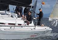 Largs Regatta Festival 2018<br /> <br /> Day 1 - FRA37296, Triple Elf, Christine Murray, CCC/Fairlie YC, Beneteau First 35<br /> <br /> Images: Marc Turner