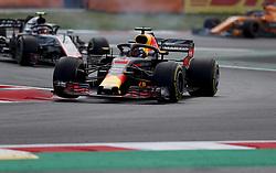 May 13, 2018 - Barcelona, Spain - Motorsports: FIA Formula One World Championship 2018, Grand Prix of Spain, .#3 Daniel Ricciardo (AUS, Aston Martin Red Bull Racing) (Credit Image: © Hoch Zwei via ZUMA Wire)