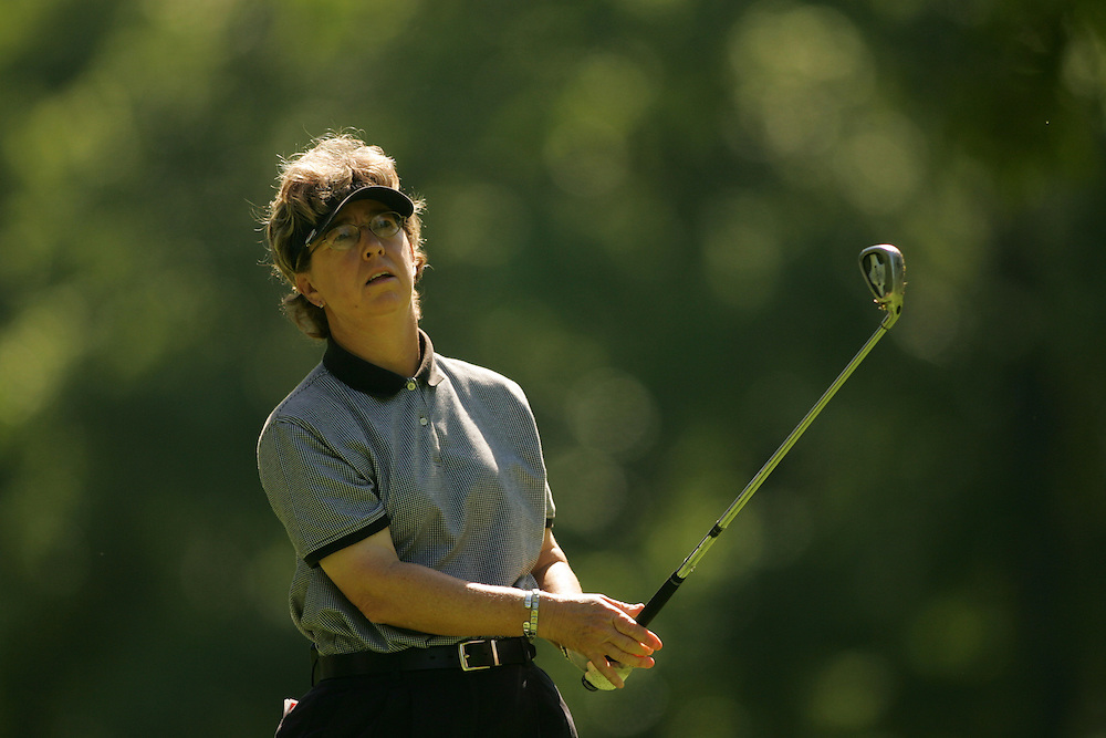 Sherri Turner..2004 McDonald's LPGA Championship.Dupont Country Club.Wilmington, DE.Second Round.Saturday, June 12, 2004..photograph by Darren Carroll