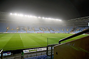 A general view of The Ricoh Arena before the EFL Sky Bet League 1 match between Coventry City and Peterborough United at the Ricoh Arena, Coventry, England on 23 November 2018.