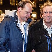 NLD/Amsterdam/20160311 - Inloop Boekenbal 2016, Vincent Bijlo