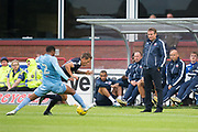 Bolton Wanderers&rsquo; manager Phil Parkinson - Dundee v Bolton Wanderers pre-seson friendly at Dens Park, Dundee, Photo: David Young<br /> <br />  - &copy; David Young - www.davidyoungphoto.co.uk - email: davidyoungphoto@gmail.com