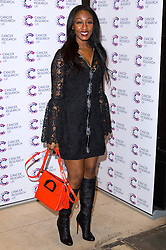 © Licensed to London News Pictures. 07/04/2016. BEVERLEY KNIGHT attends the JAMES INGHAM'S Jog-On to Cancer - Part 4 London, UK. Photo credit: Ray Tang/LNP