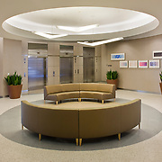 Pacific Medical Buildings retained SWA Architects for the ground up design of the Huntington Pavilion medical office building on the Hunting Hospital campus in Pasadena California. Contained in the design details and colors are references to the original historical medical campus.