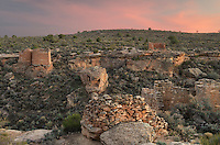 Pueblo ruins, Hovenweep National Monument, Utah