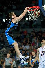 Auckland-NBL Basketball, Breakers v Kings