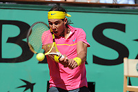 Paris,France RAFAEL NADAL in grand slam french international tennis open of roland garros 2009 from may 22 to 5 th june