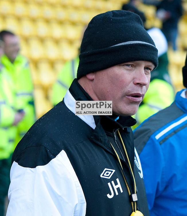 John Hughes, Livingston v Raith Rovers, SFL Division 1, Braidwood Motor Company Stadium,