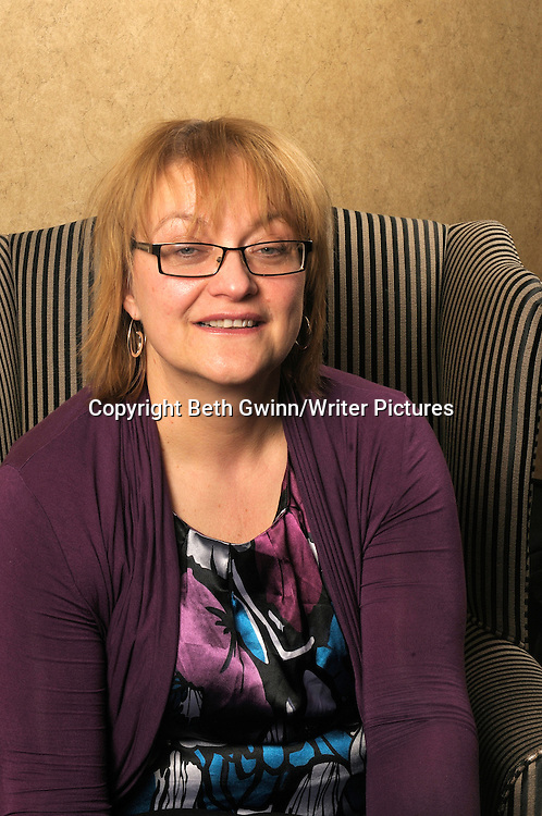 Tanya Huff<br /> 2nd November 2012<br /> <br /> Photograph by Beth Gwinn/Writer Pictures<br /> <br /> <br /> WORLD RIGHTS
