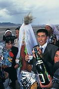 Kazakh wedding<br /> Mongolia's largest ethnic minority<br /> Bayan Ulgii<br /> Western Mongolia