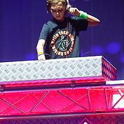 NLD/Amsterdam/20121117 - Danny de Munk 30 jaar in het vak, Davy  de Munk als DJ