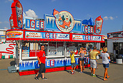 Franklin County Fair in Hilliard, Ohio.