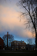3/17/16 – Medford/Somerville, MA –The sunset after a light rain on March 17, 2016. (Sofie Hecht / The Tufts Daily)