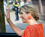 Amsterdam  , 23-05-2017 <br /> <br /> Launch website Financial healthy employees by Queen Maxima during platform meeting Wiser in Money matters.<br /> <br /> COPYRIGHT: ROYALPORTRAITS EUROPE/ BERNARD RUEBSAMEN