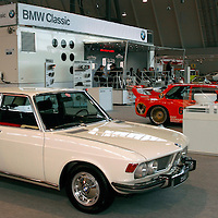 1970 BMW 2500 with 1979 BMW 320 Turbo Gr. 5, Retro Classics 2011
