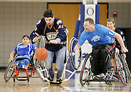 OKC Barons vs Oklahoma Blaze Wheelchair Basketball - 1/10/2012