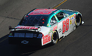 Nov. 15, 2009; Avondale, AZ, USA; NASCAR Sprint Cup Series driver Dale Earnhardt Jr. during the Checker O'Reilly Auto Parts 500 at Phoenix International Raceway. Mandatory Credit: Jennifer Stewart-US PRESSWIRE