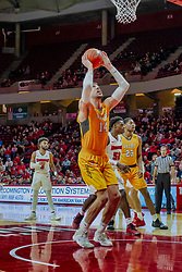 NORMAL, IL - February 05: Jaume Sorolla during a college basketball game between the ISU Redbirds and the Valparaiso Crusaders on February 05 2019 at Redbird Arena in Normal, IL. (Photo by Alan Look)