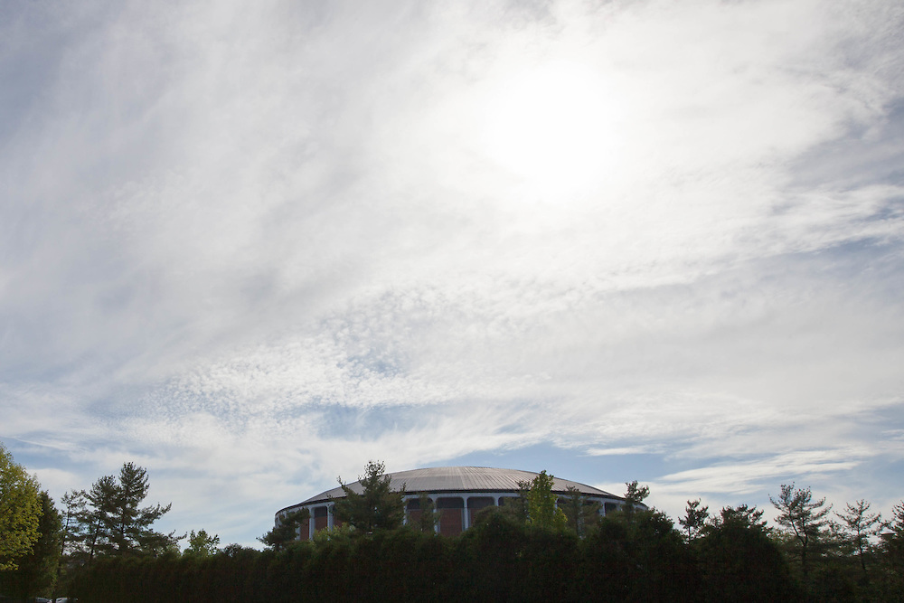 The Convocation Center ©Ohio University/ Photo by Kaitlin Owens
