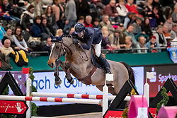 MONETA Luca Maria (ITA), Neptune Brecourt<br /> Leipzig - Partner Pferd 2019<br /> IDEE Kaffe Preis<br /> CSI5*<br /> 18. Januar 2019<br /> © www.sportfotos-lafrentz.de/Stefan Lafrentz