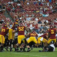USC v Washington 1st Half